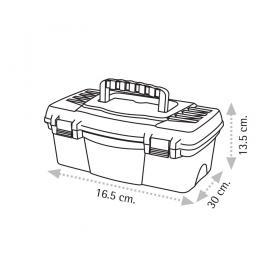 "Super Bag ASR-2069 13"" Takım Çantası - Plastik Kilitli"