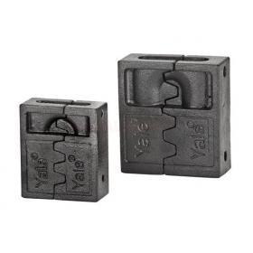 Yale 73mm Koruyucuya Uygun Çelik Gövdeli Asma Kilit