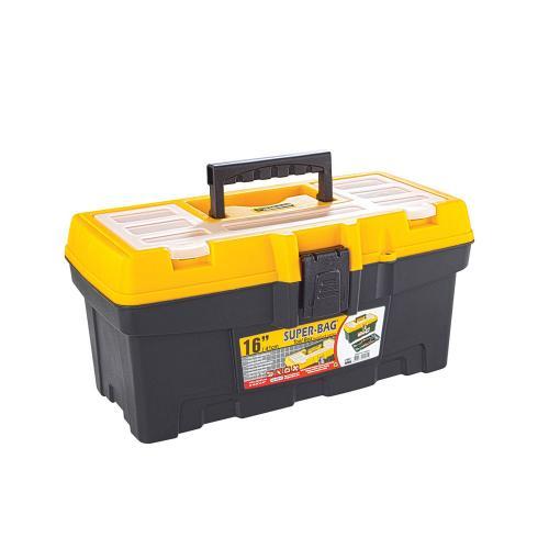 """Super Bag, ASR-2080, Takım Çantaları, Super Bag ASR-2080 16"""" Takım Çantası - Plastik Kilitli"""