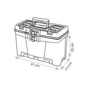 "Super Bag ASR-2020 16"" Takım Çantası - Metal Kilitli"