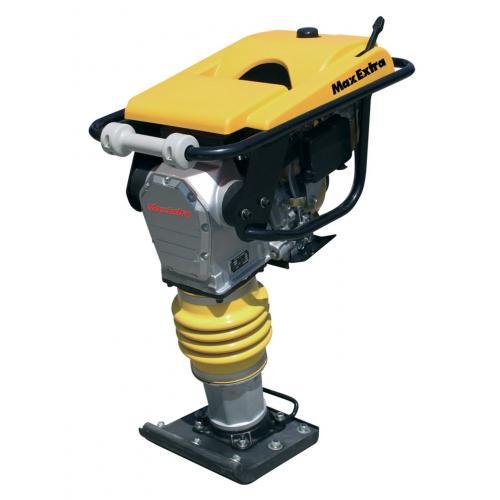 Max Extra, MX06101, İnşaat Makineleri, Max Extra Benzinli Tokmak 5,5 hp, 10 KN