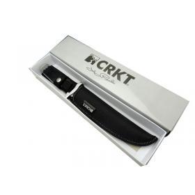 CRKT CRG01 Kamp & Outdoor Bıçağı 30 cm - Perçinli Sap, Kılıflı, Kutulu