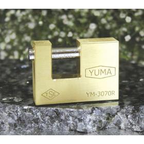 Yuma Kayar Milli Prinç Asma Kilit 79 mm - Yeni Tip