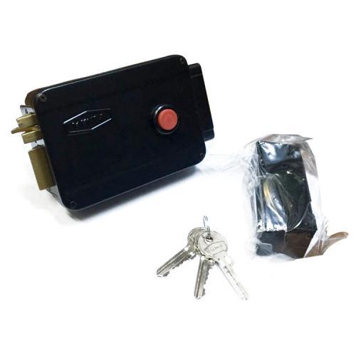 Yuma, YM-611, Tirajlı Kilitler, Yuma Elektrikli Tirajlı Makaralı Kilit - Kapı Otomatı