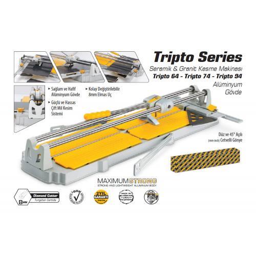 Sgs, SGS129, Fayans & Seramik Kesme Makineleri, SGS Tripto 94 cm Seramik, Granit ve Fayans Kesme Makinası