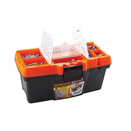 """Super Bag, ASR-2060, Takım Çantaları, Super Bag ASR-2060 16"""" Takım Çantası - Plastik Kilitli"""