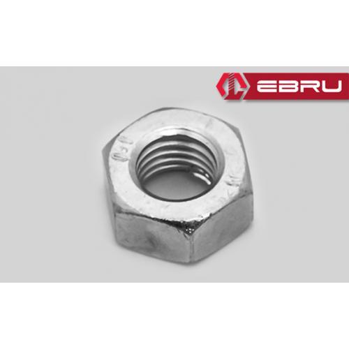 Ebru, Ebru-388, Vida, Çivi, Civata & Somun, Ebru Somun M20 (50 Adet)