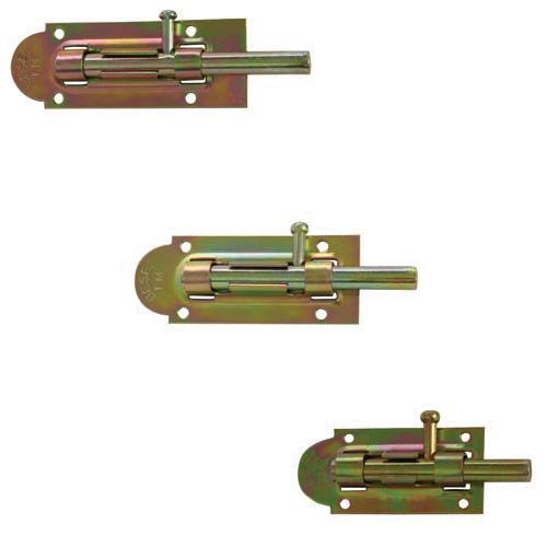 , BA-2010AD, Sandık Askı & Sürgüler, Saç Metal Mavzer Pencere / Kapı Sürgü No:10 - 1 Adet