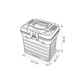 Super Bag ASR-2089 Organizerli Hobby Tabure / Takın Çantası