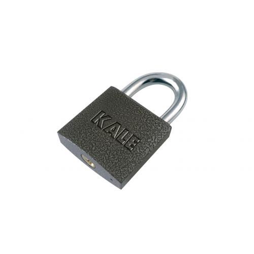 Kale Kilit, KD-001/10-125, Asma Kilitler, Kale Gri Döküm Asma Kilit 25mm