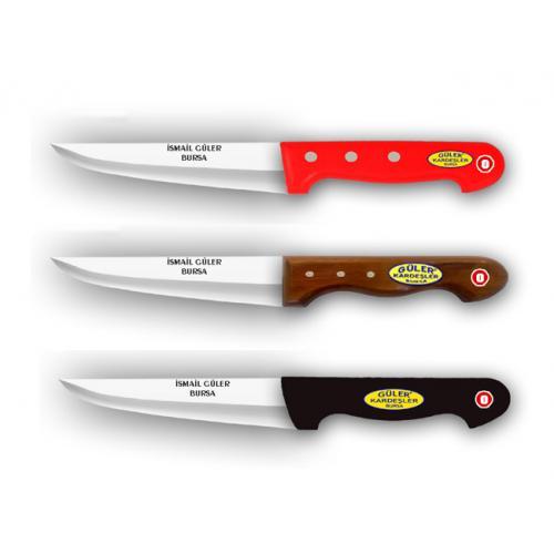 Güler, OZK-GLRN2, Kasap & Kurban Bıçakları, Güler Kurban ve Kasap Bıçağı - Kesim No:2, 15,5 cm