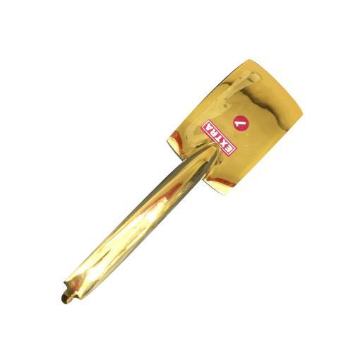 , PED-800, Kasap & Kurban Ürünleri, Hakiki Prinç / Sarı Parlak Et Döveceği No:1 800 Gr