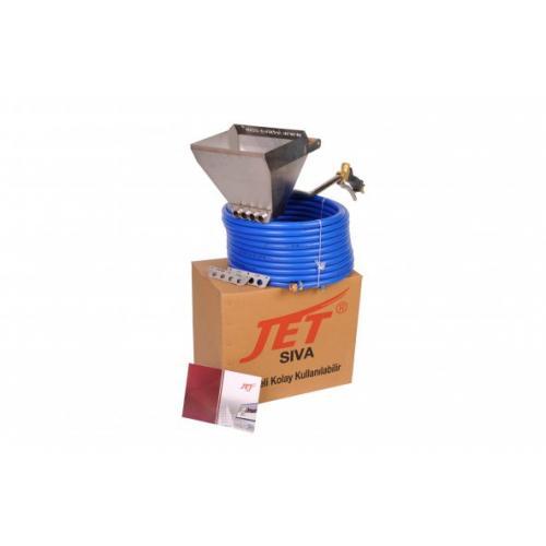 Jet Sıva, JTSVDT, Fayans, Sıva & Seramik Ürünleri, Jet Sıva Duvar Tipi Sıva,Alçı Püskürtme Makinesi - Tam Set