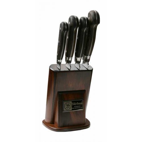 Sürbısa, SR61502YM, Bıçak Setleri, Sürbısa 61502YM - Sürmene Yöresel Mutfak Bıçağı Seti - 4 lü Set