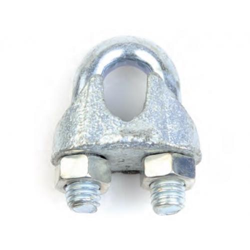 Toolux, KLM704, Bağlantı Elemanları, Toolux Klemens M10 - 10 Adet - Çelik Halat Bağlama / Düğüm