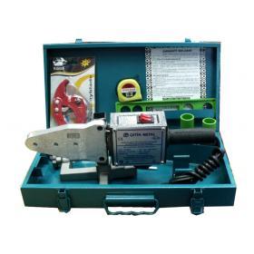 Çetin Metal PPRC Boru Kaynak Makinesi 1400 W - Tam Set
